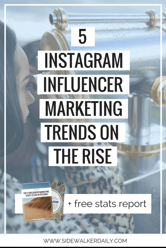 5 Instagram Influencer Marketing Trends