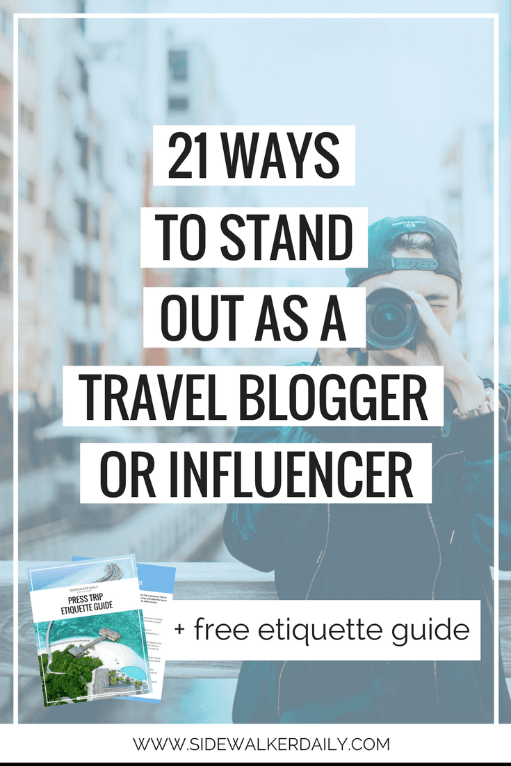 An Insider Guide to Press Trips for Bloggers and Influencers